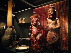 Foto: 2 Wajah Bali di Museum Leiden, Belanda