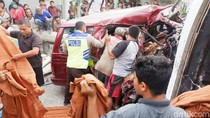 Ini Identitas 7 Korban Tewas Kecelakaan Bus Vs Mobil di Boyolali