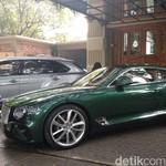 Komunitas Supercar Indonesia Menjajal Bentley Continental GT