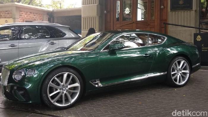 Impresi Pertama Mobil Mewah Bentley Continental GT