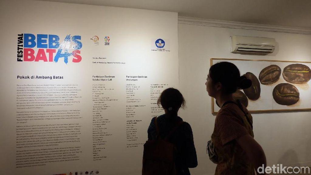 Melawan Keterbatasan dengan Seni di Festival Bebas Batas