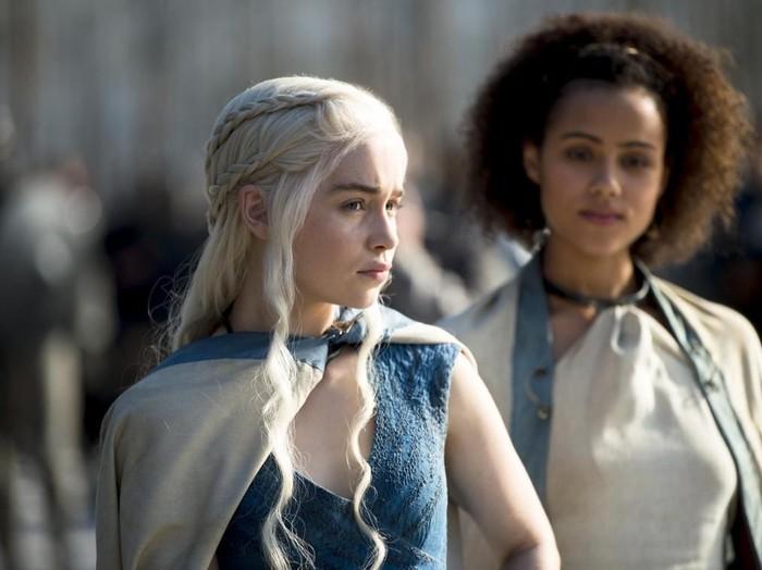 Daenerys Targaryen. Foto: istimewa