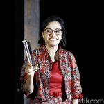 Sri Mulyani Paparkan Pentingnya Keuangan Syariah di IMF-WB Bali