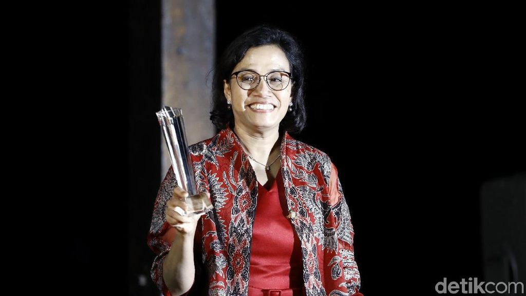 Intip 3 Sisi Lain Sri Mulyani, Si Menteri Keuangan Terbaik Dunia