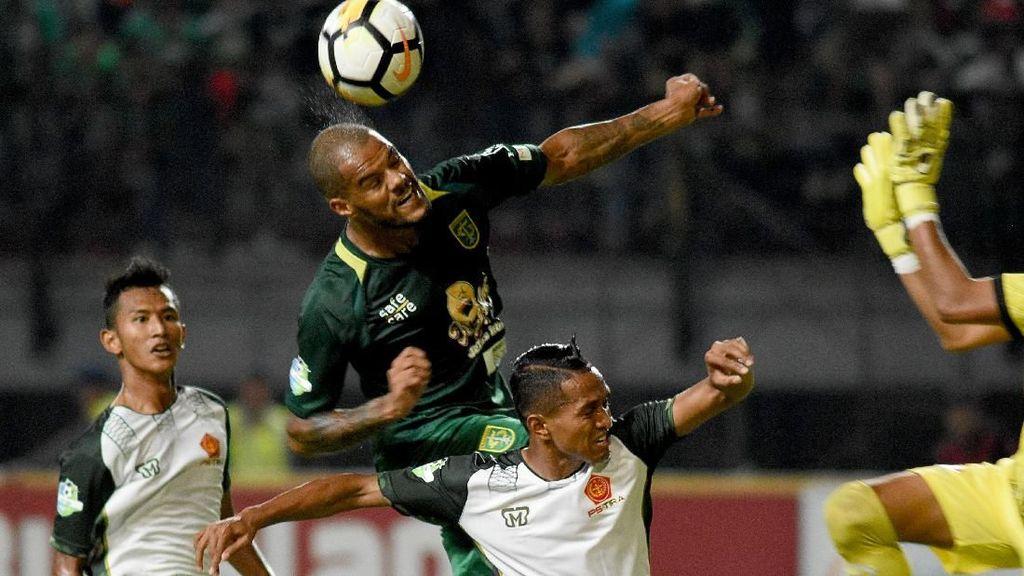 PSM Makassar Ditolak Topskorer Liga 1 Musim Lalu