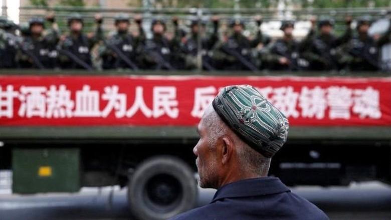 Tim Prabowo Desak Pemerintah Ambil Sikap Tegas soal Muslim Uighur