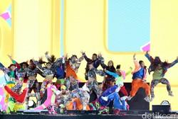 Melihat Kemeriahan Penutupan Asian Para Games 2018