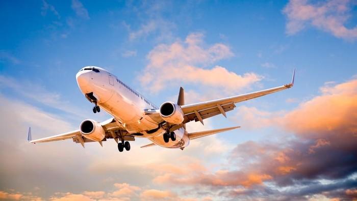 Ilustrasi pesawat terbang yang dikendarai pilot tanpa tangan Jessica Cox. Foto: shutterstock