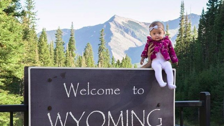 Cerita Bayi 5 Bulan Traveling ke 50 Negara Bagian AS