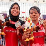 Usai Raih Empat Medali Asian Para Games, Sri Sugiyanti Ingin ke Tanah Suci