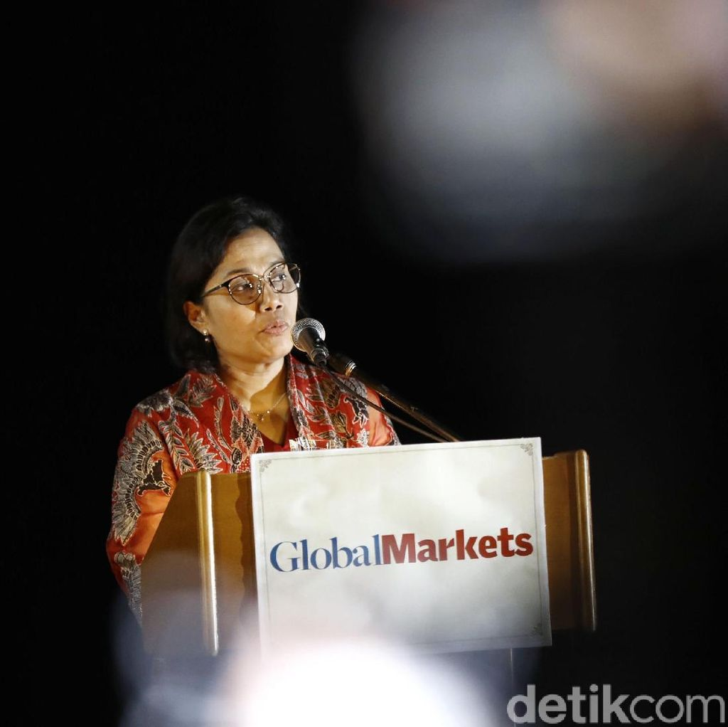 Soal Pidato Game of Thrones Jokowi, Sri Mulyani: Out of The Box