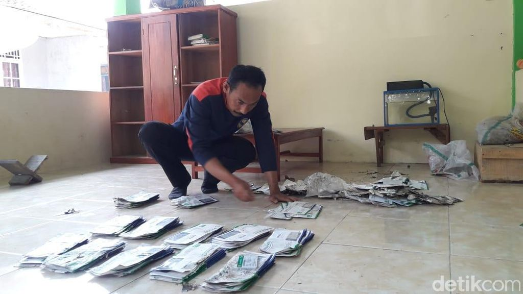 Polisi Cari Pembuang KIS ke Tempat Sampah di Pandeglang
