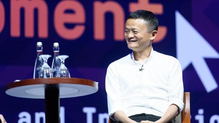 Jack Ma. Foto: Alibaba