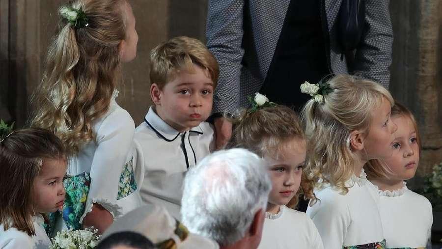 Pangeran George Bikin Gemas, Melihat Lagi Aksi Keren Stray Kids