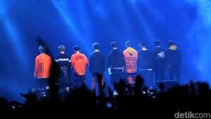 Intip Lagi Aksi Keren Stray Kids di Panggung Spotify on Stage