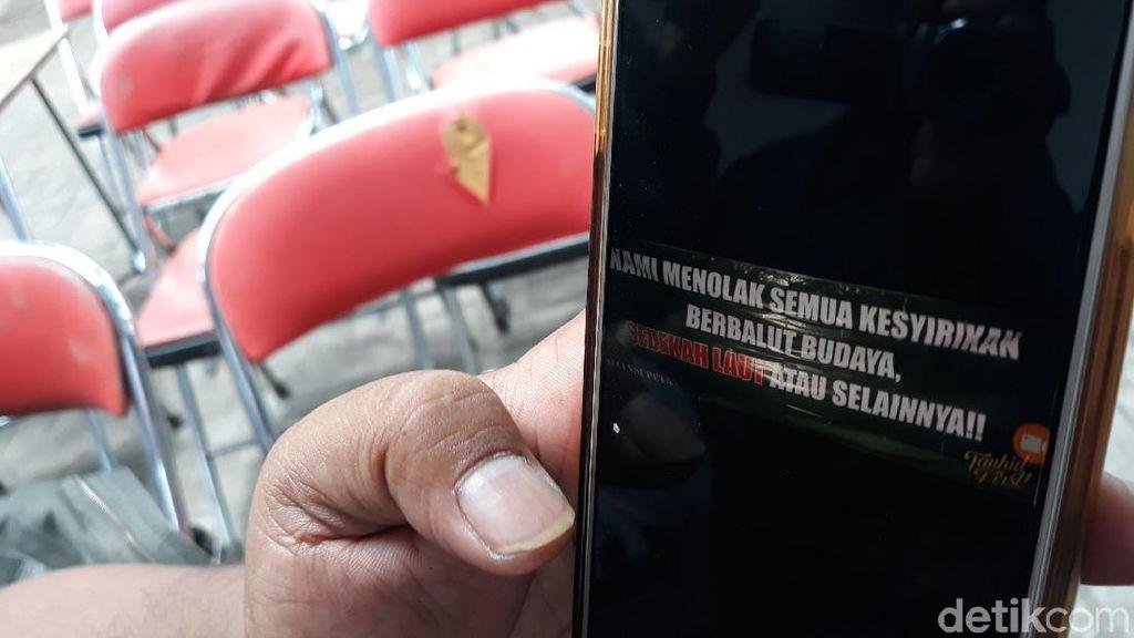 Pembubaran Sedekah Laut, NU: Kekerasan Bisa Pancing Disintegrasi