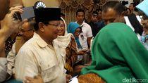 Prabowo: Bangsa Kita Sekarang Sedang dalam Keadaan Sakit