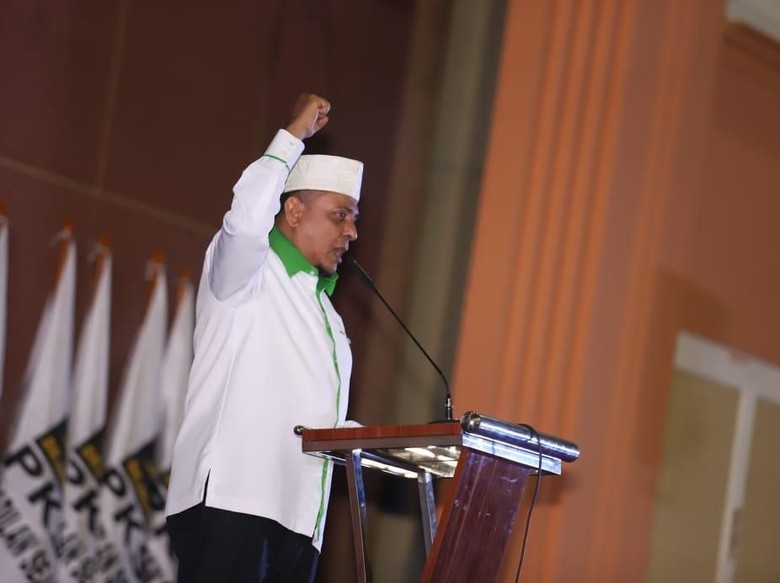 Ketua GNPF-Ulama Bicara Kedekatan dan Alasan Mencintai PKS