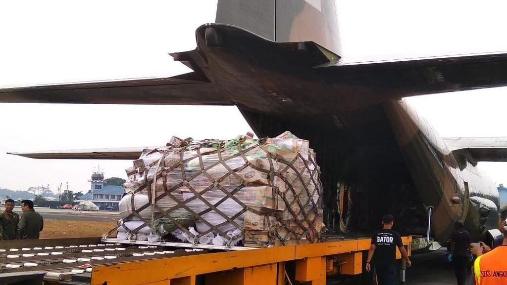Hercules Australia Bantu CT Arsa Foundation Kirim Bantuan