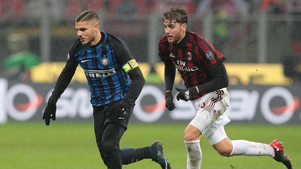 Menantikan Laga Sengit dari Inter dan Milan yang Sedang On Fire