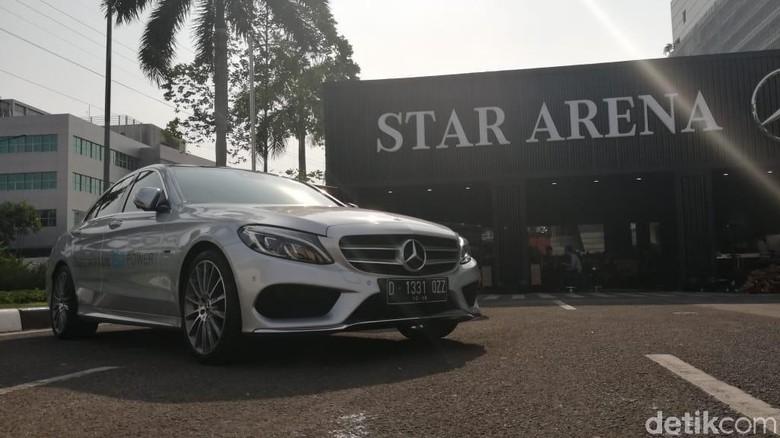 Mercedes-Benz CLS 350 AMG Line