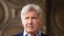 Murka! Harrison Ford Sebut Donald Trump Bajingan