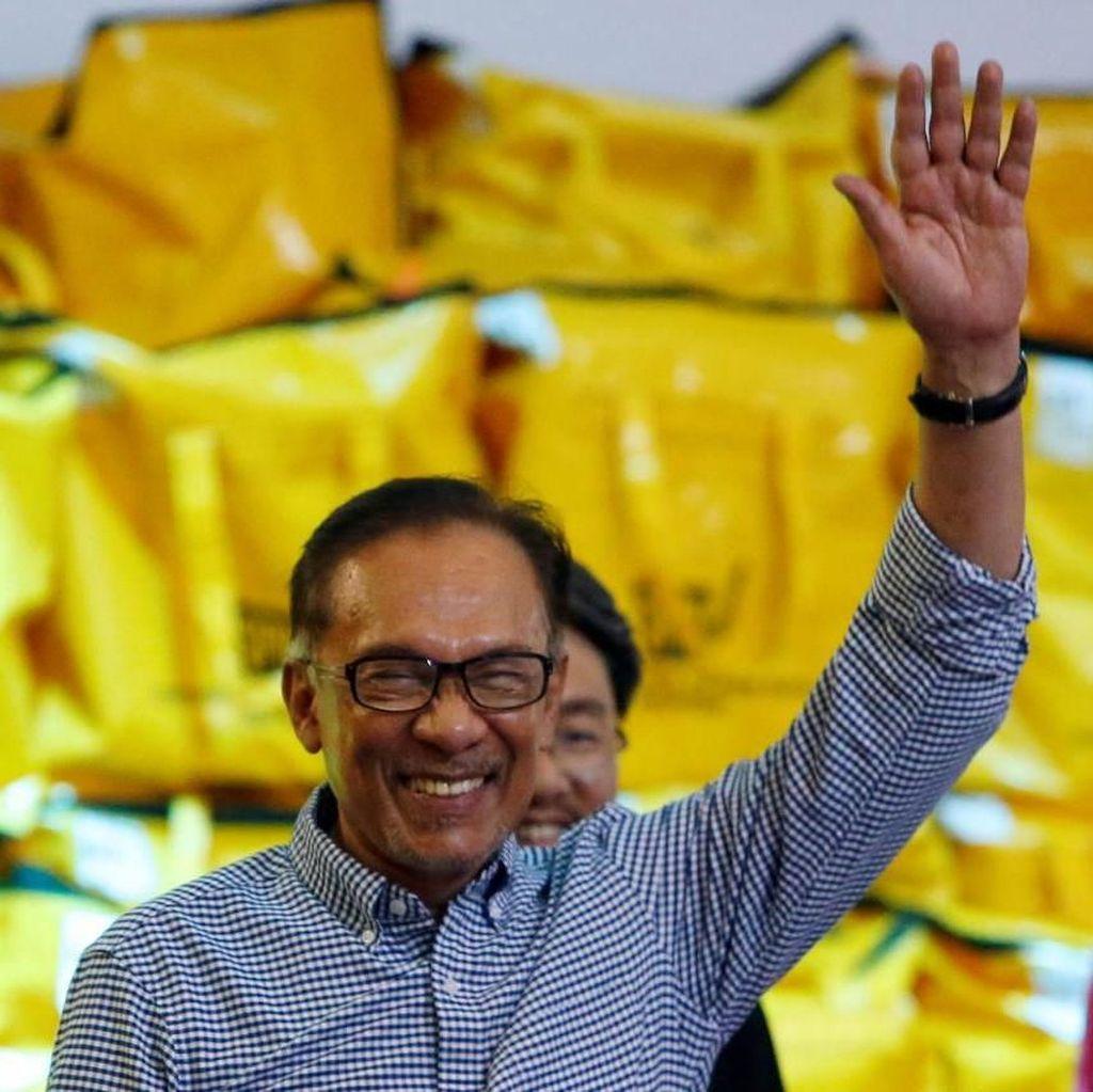 Kembali Dituduh Coba Sodomi Mantan Asisten, Anwar Ibrahim Tidak Terkejut
