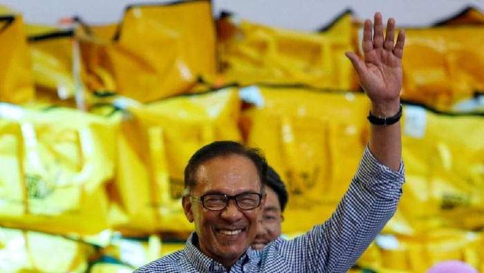 Anwar Ibrahim (Foto: REUTERS/Lai Seng Sin)