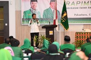 Rommy Yakin Jokowi-Maruf Menang Pilpres 2019 di Riau