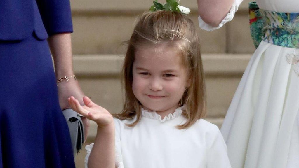 Alasan Pangeran Charles Lebih Dekat dengan Putri Charlotte