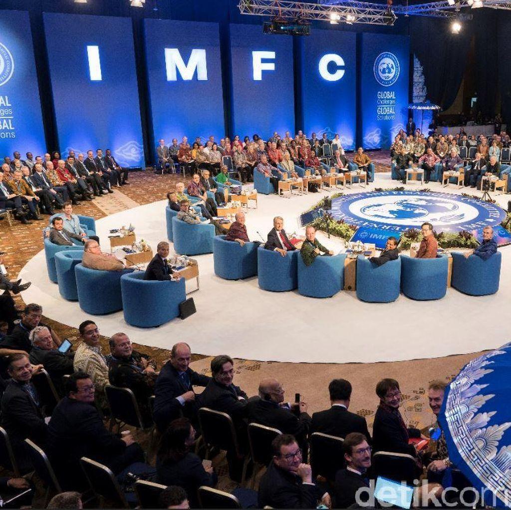 """""""Game of Thrones"""" dan IMF-World Bank Pasca-Pertemuan Bali"""