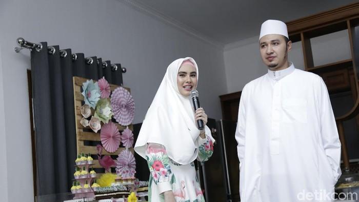Kartika Putri jalani diet mayo. Foto: (Palevi/detikHOT)