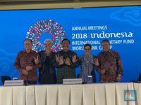 Sri Mulyani: Sang 'Teman Baik Bank Dunia' dan Jim Yong Kim