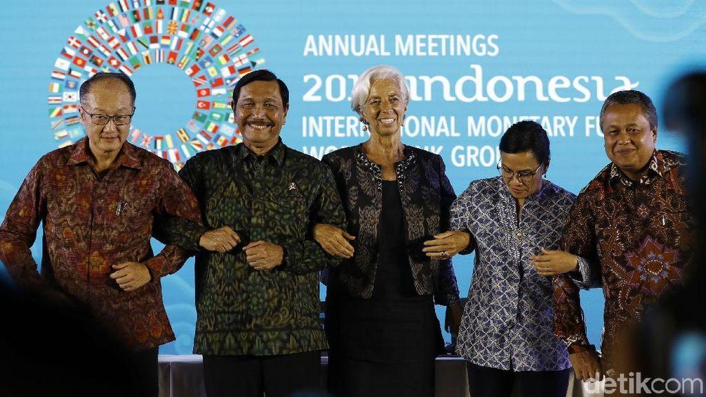 Saat Sri Mulyani Ajak Bos Bank Dunia Habiskan Gajinya di Indonesia