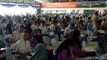 Ratusan Pelajar SMA Se Indonesia Ikuti Olimpiade Sains Penerbangan