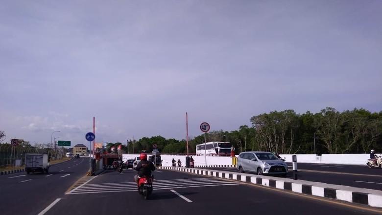 Dampak Positif IMF-WB, Ini Penampakan Underpass Rp 168 M di Bali
