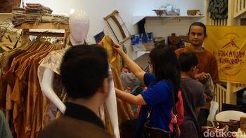 Ratusan Usaha Kerajinan Skala Ekspor Kumpul di JCC