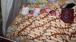Bayi Kembar 3 Lahir di Pengungsian Gempa Donggala