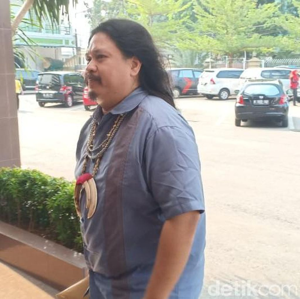 Pelapor Roy Suryo Disarankan Ngadu Polres Jakpus