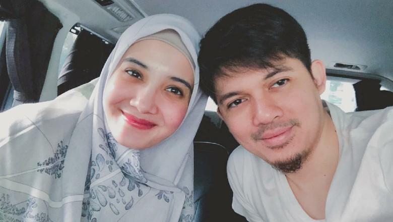 Zaskia Sungkar dan Irwansyah Foto: Instagram