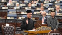 Anwar Ibrahim Resmi Dilantik Jadi Anggota Parlemen Malaysia