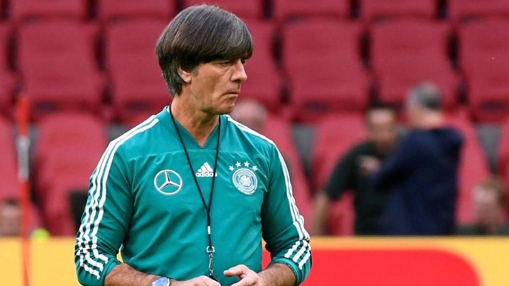 Loew Dipastikan Tetap Latih Jerman hingga Piala Eropa 2021