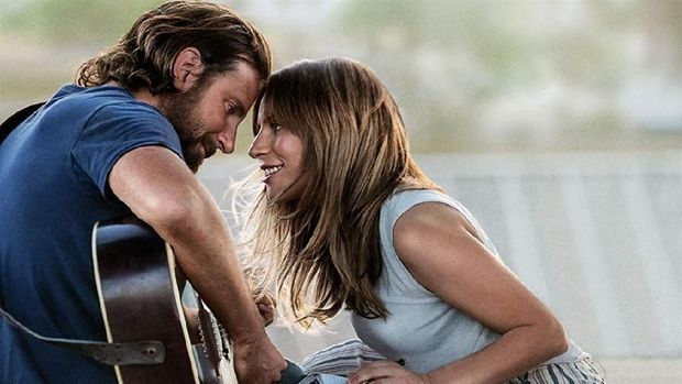 Chemistry Bradley Cooper dan Lady Gaga di 'A Star Is Born.'