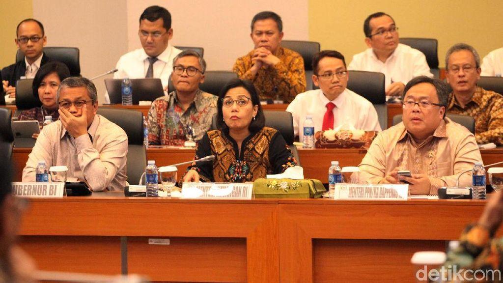 DPR Setuju Anggaran Kemenkeu Rp 43 T Tahun Depan