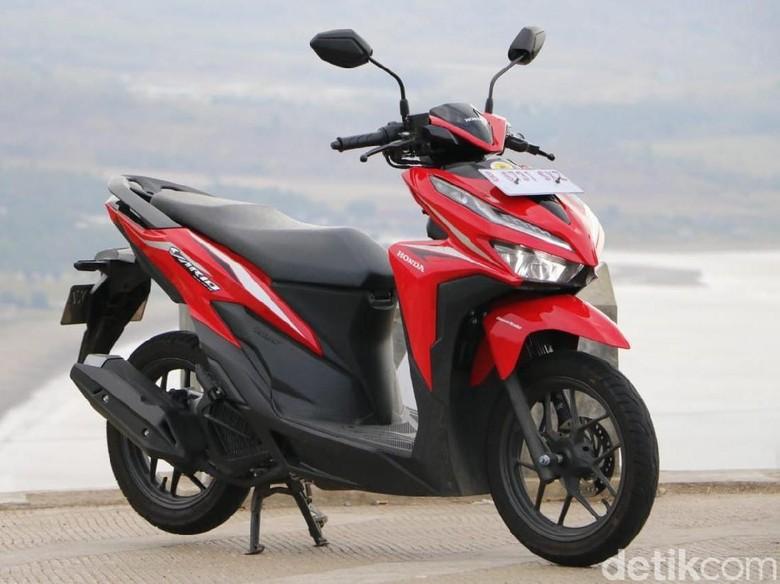 Honda Vario Foto: Rangga Rahadiansyah