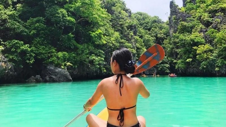 Pantai di Filipina
