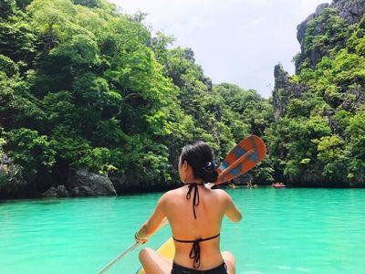 Palawan, Pantai Eksot   is Kebanggaan Filipina