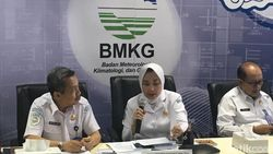 BMKG Prediksi Sejumlah Daerah di Sulteng Rawan Banjir Bandang