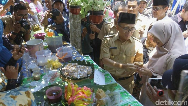 Kampung Wisata Kuliner di Banyuwangi Mampu Dongkrak Ekonomi Kreatif