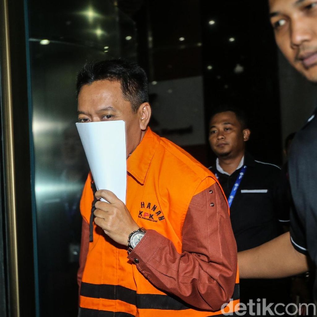Segera Disidang, Penyuap Bupati Malang Dipindah ke Surabaya